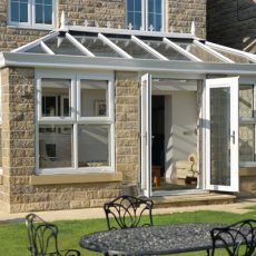 Modern Low Cost UPVC Conservatories Prices